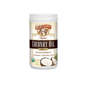 Coconut Oil Culinary