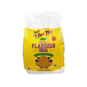 Golden Flaxseed Meal Organic