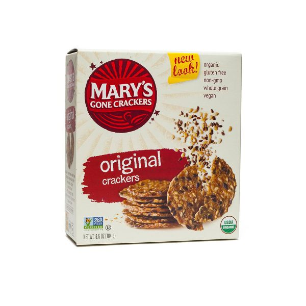 Mary's Gone Crackers Original