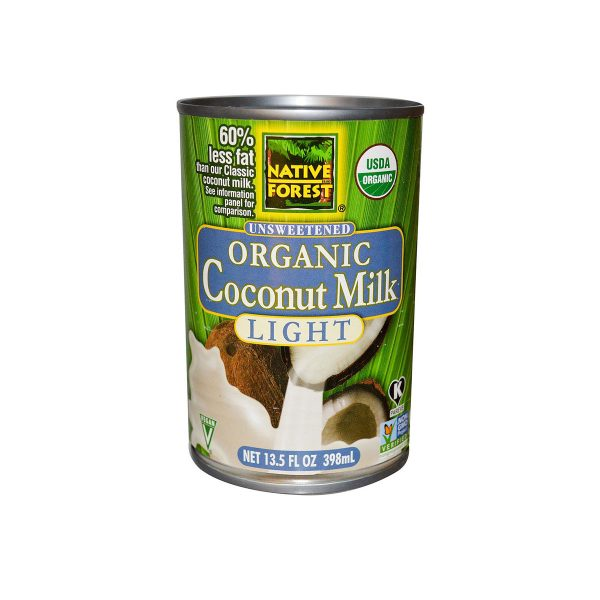 Coconut Milk, Light