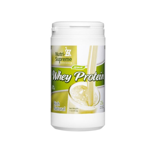 Whey Protein, Natural Flavor Unsw