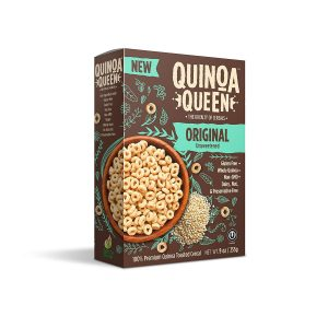Toasted Quinoa Cereal, Original