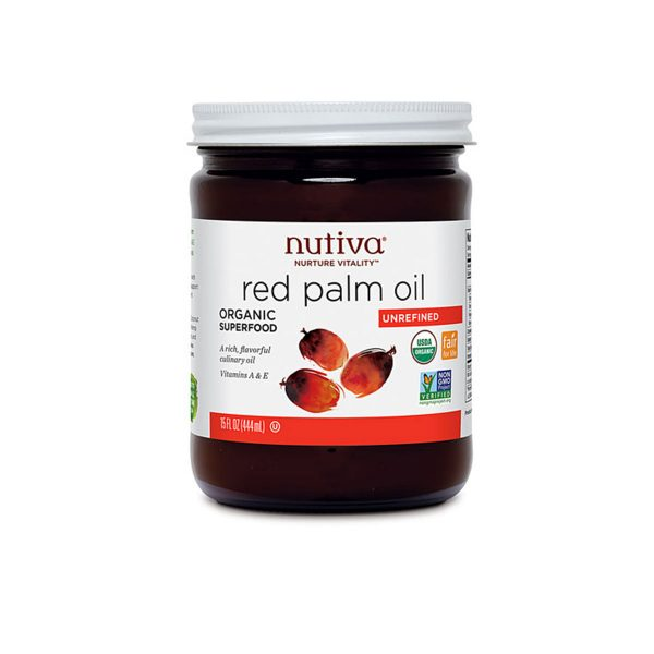Red Palm Oil Organic
