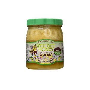 Honey Raw, Organic